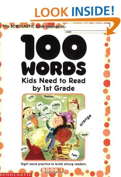 1st Grade Spelling Words: Amazon.com