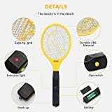 3000 Volt Electric Fly Swatter Mini Bug Zapper
