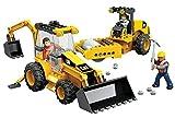 Mega Bloks World Builders CAT (Caterpillar) Roadbuilding Unit
