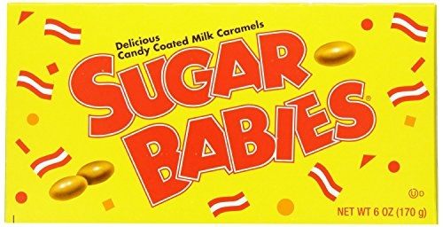 Sugar Babies Theater Box 6 Oz Box (Pack of 5)
