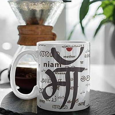 TheYaYaCafe Ceramic Mug - 1 Piece, 330 ml