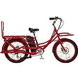Pedego Stretch Red 48V 17Ah