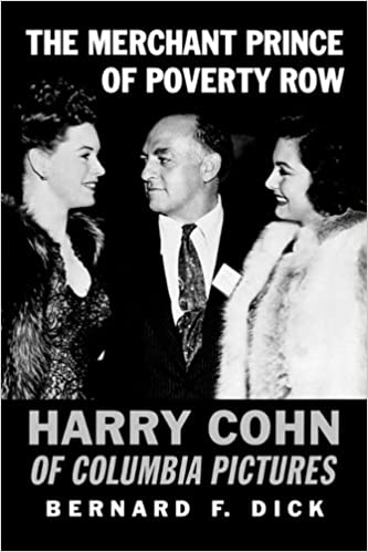 Amazon the merchant prince of poverty row harry cohn of amazon the merchant prince of poverty row harry cohn of columbia pictures 9780813193236 bernard f dick books fandeluxe Gallery