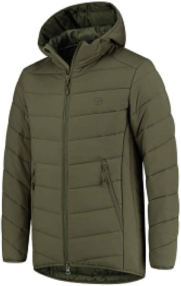 Korda Thermolite Puffer Jacket Olive