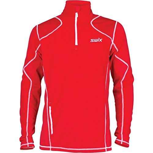 swix-starlit-polo-midlayer-shirt-mens-red-mix-m