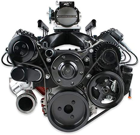NEW HOLLEY PREMIUM BLACK MID-MOUNT COMPLETE ACCESSORY SYSTEM,SD7 A ...