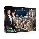 Wrebbit Downton Abbey 3-D Puzzle