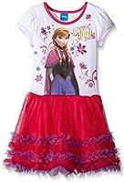 Disney Girls' Frozen Anna Tutu Dress