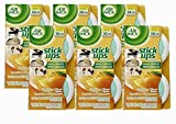 Air Wick Stick Ups Air Freshener, Sparkling Citrus, 2 Count (Pack of 6)