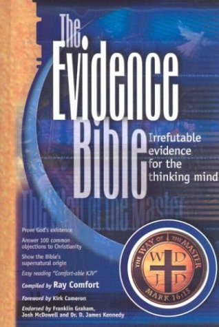 The Way Of The Master Evidence Bible (The Way Of The Master Bible Study)