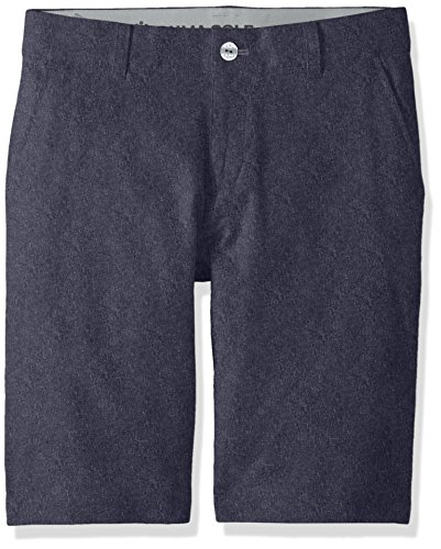 - PUMA Golf Teen-Boys 2018 Boy's Heather Pounce Short, Peacoat, Medium