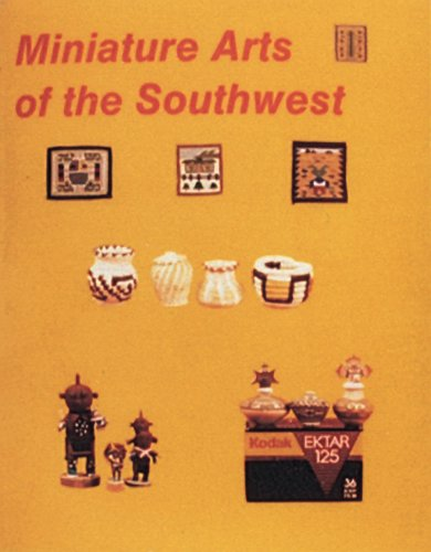 Miniature Arts Southwest Nancy Schiffer