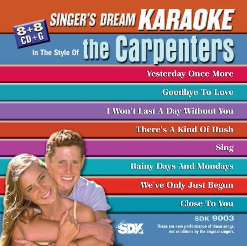 The Carpenters (Karaoke CDG) (Carpenter Ace compare prices)