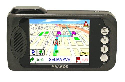Pharos Drive 135 3.5-Inch Portable GPS Navigator (Pharos Gps Systems)