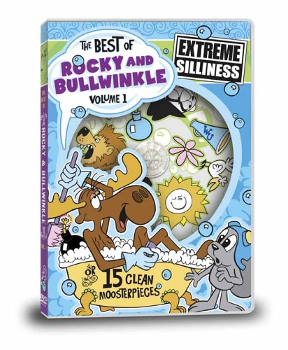 Image result for the best of rocky and bullwinkle