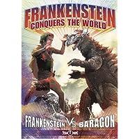 Frankenstein conquista el mundo [DVD]