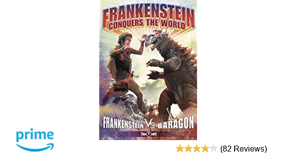Amazon Com Frankenstein Conquers The World Dvd Movies