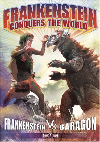 Frankenstein Conquers The World [DVD]