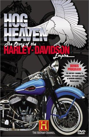 harley and the davidsons amazing machine