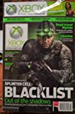 XBOX OFFICIAL XBOX MAGAZINE (MARCH 2013) Splinter Cell BLACKLIST