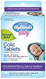 #7: Hyland's Baby Colic Tablets, Natural Relief of Colic Gas Pain and Irritability, 125 Count