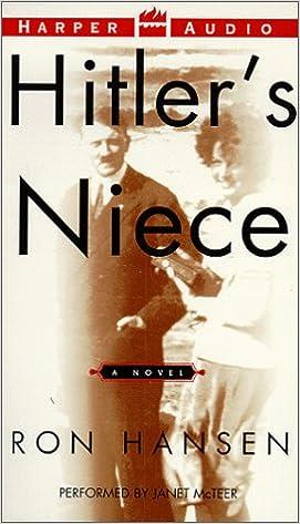 Hitlers Niece: Amazon.es: Hansen, Ron, McTeer, Janet: Libros ...