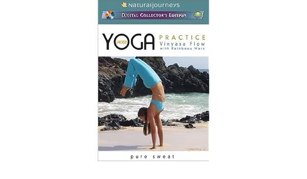 Sacred Yoga Practice: Vinyasa Flow Pure Sweat Reino Unido ...