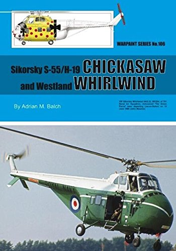 Price comparison product image Warpaint Series No.106 Sikorsky S-55 / H-19 Chickasaw & Westland Whirlwind WPT106