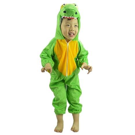 Lovelegis (Talla XXL) Disfraz de Dinosaurio - 6 - 7 años ...