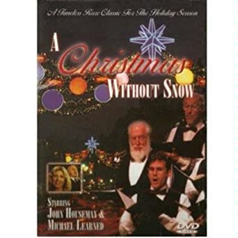 Amazon.com: A Christmas Without Snow: Michael Learned, John ...