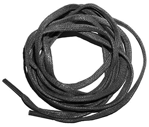 47 premium flat waxed cotton bootlaces shoelaces