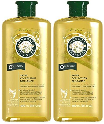 Herbal Essences Shine Collection Shampoo - 13.5 oz - 2 pk