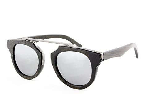 Vickmars CADILLAC S Gafas de sol en madera de bambú ...