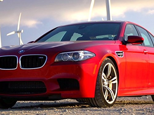 2014 BMW M5 Competition Package: A Better Driver's Car?