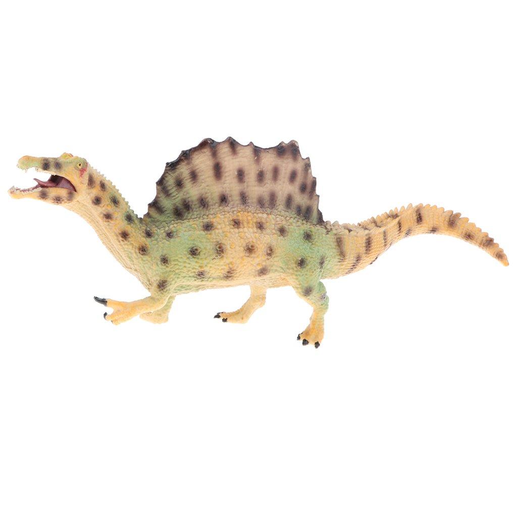 perfeclan perfeclan Jouet Jouet Jouet de Dinosaure Figure Réaliste Créatures Préhistoriques Jouet Cadeau pour Enfant - Spinosaurus #3 7bd9fa