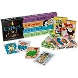 ThinkFun 4 Children's Card Games