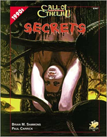 Secrets (Call of Cthulhu)