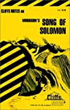 Song of Solomon, Cliffs Notes Staff, 076458507X