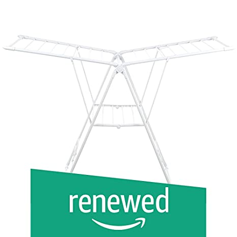 Amazon.com: AmazonBasics Perchero de secado para ropa ...