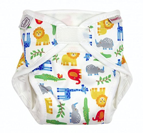 Die Alles In Einem Windel Zoo L large Imse Vimse All-in-One Diaper Organic 11-16 kg