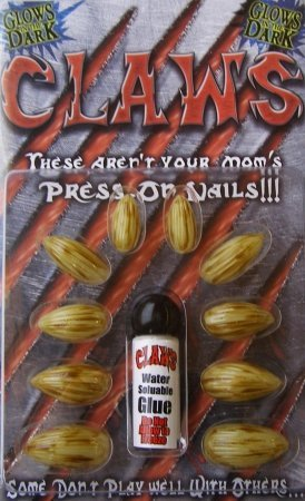 Claw Nails Adult -