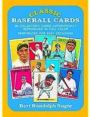 Classic Baseball Cards