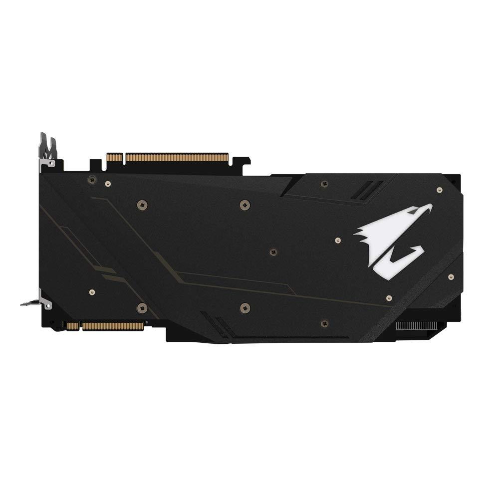 GDDR6, 352 bit, 7680 x 4320 Pixeles, PCI Express x16 3.0 Tarjeta Gr/áfica Gigabyte AORUS RTX 2080 Ti XTREME 11G