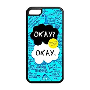 Fashion The Fault in Our Stars Personalized iPhone 5c Rubber Silicone Case Cover