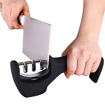 Compra chic-chic-aiguiseur de cuchillo (tres etapas - para ...