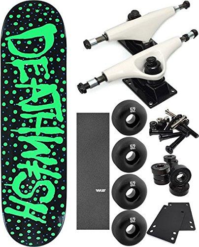 注目のブランド Deathwish Skateboardsスプレードットスケートボード8