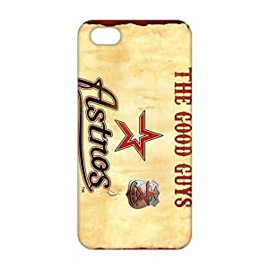SHOWER 2015 New Arrival houston astros logo 3D Phone Case for iPhone 5S