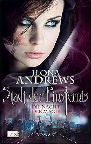 Bildergebnis für Die Nacht der Magie (Stadt der Finsternis, Band 1)