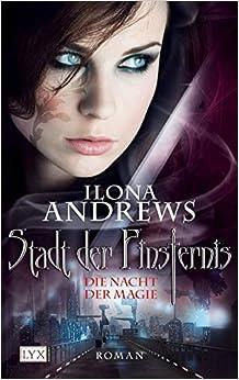 Book Stadt der Finsternis Die Nacht der Magie. Roman