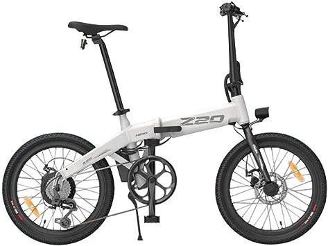 Kirin Bicicleta eléctrica Plegable HIMO Z20 con Pedal ...